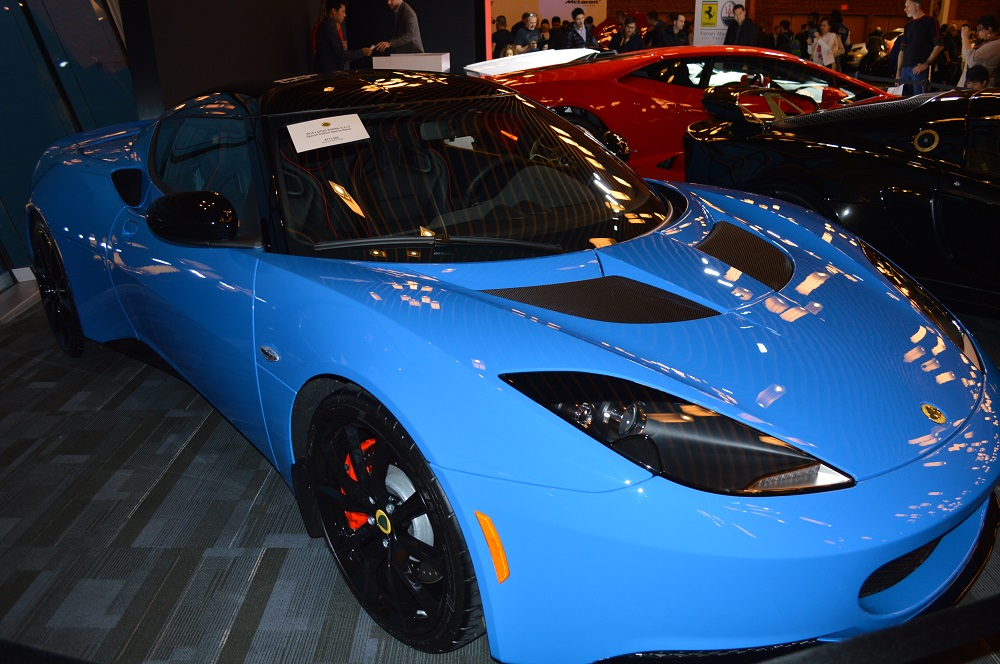 Vancouver International Auto Show 2015 (4/6)