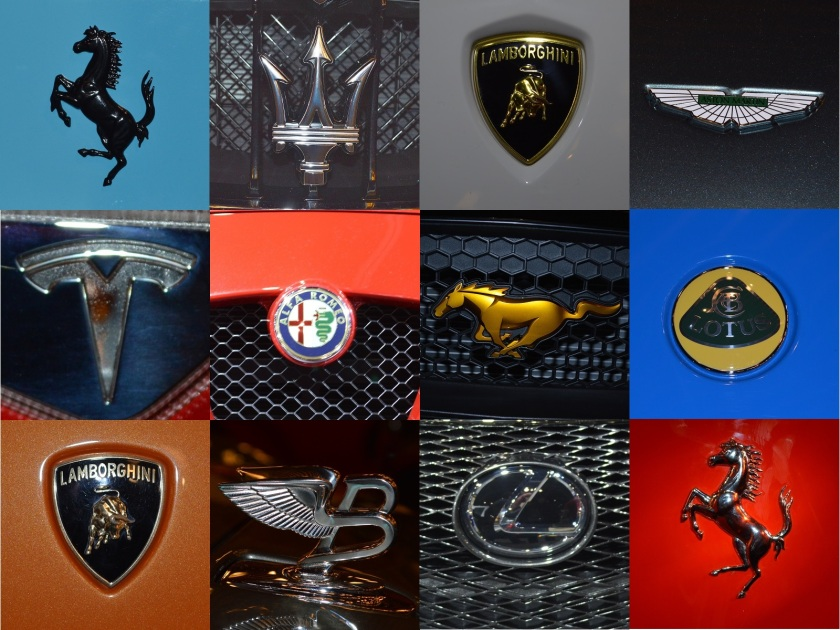 Emblems ~ 2015 Vancouver International Auto Show