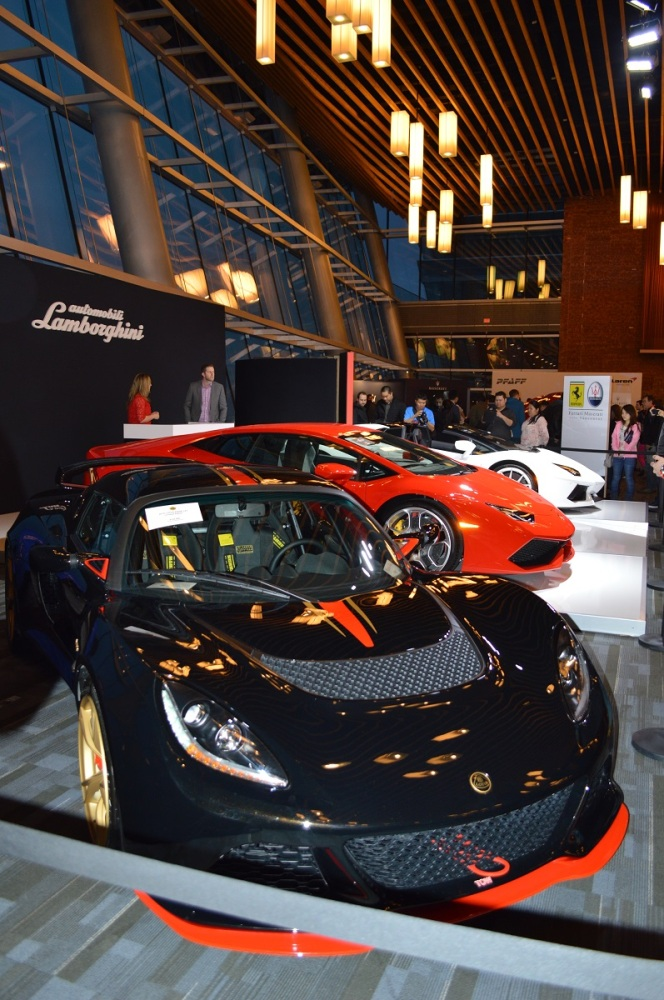 Vancouver International Auto Show 2015 (5/6)