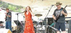 The Wild Onions Street Dance ~ 2009 Aug