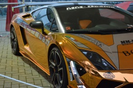 Lamborghini ~ Monster Energy Dub Tour