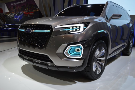 Subaru SUV ~ Vancouver International Auto Show 2017